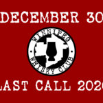 WWC 2020 Last Call Whisky Tasting December 30 7:00 pm Central