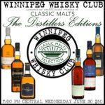 Classic Malts Distillers Edition Series June 30 7pm $50